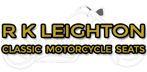 RK Leighton Motorcycle Seats Logo